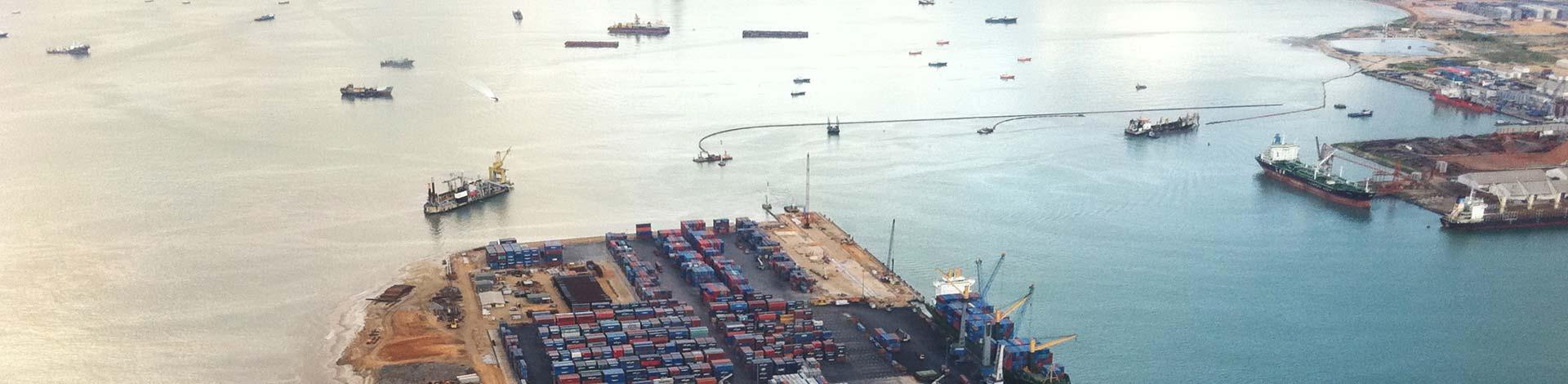 freight forwarders luanda