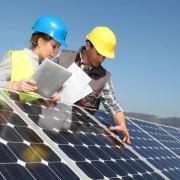 Carga de proyectos sector solar