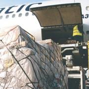 transporte aéreo de mercancias