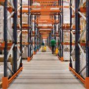 Air freight storage