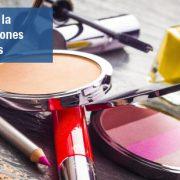 Comercio exterior de cosméticos