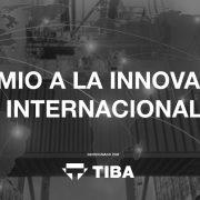 Premio TIBA a la inovación internacional
