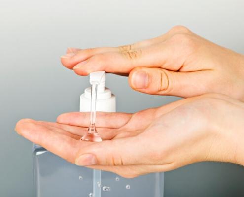 Importar geles hidroalcohólicos