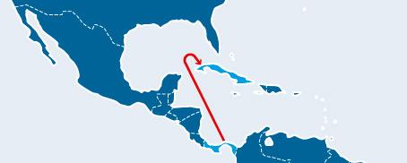 Exportación de Panamá a Cuba