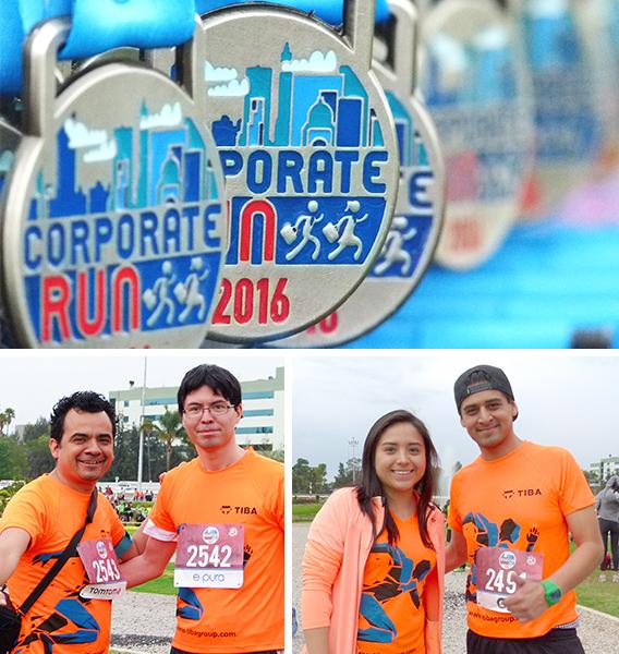 Corporate Run TIBA