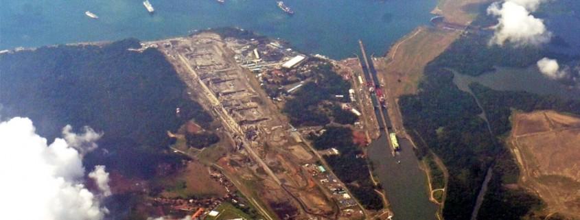 Ampliación Canal Panamá