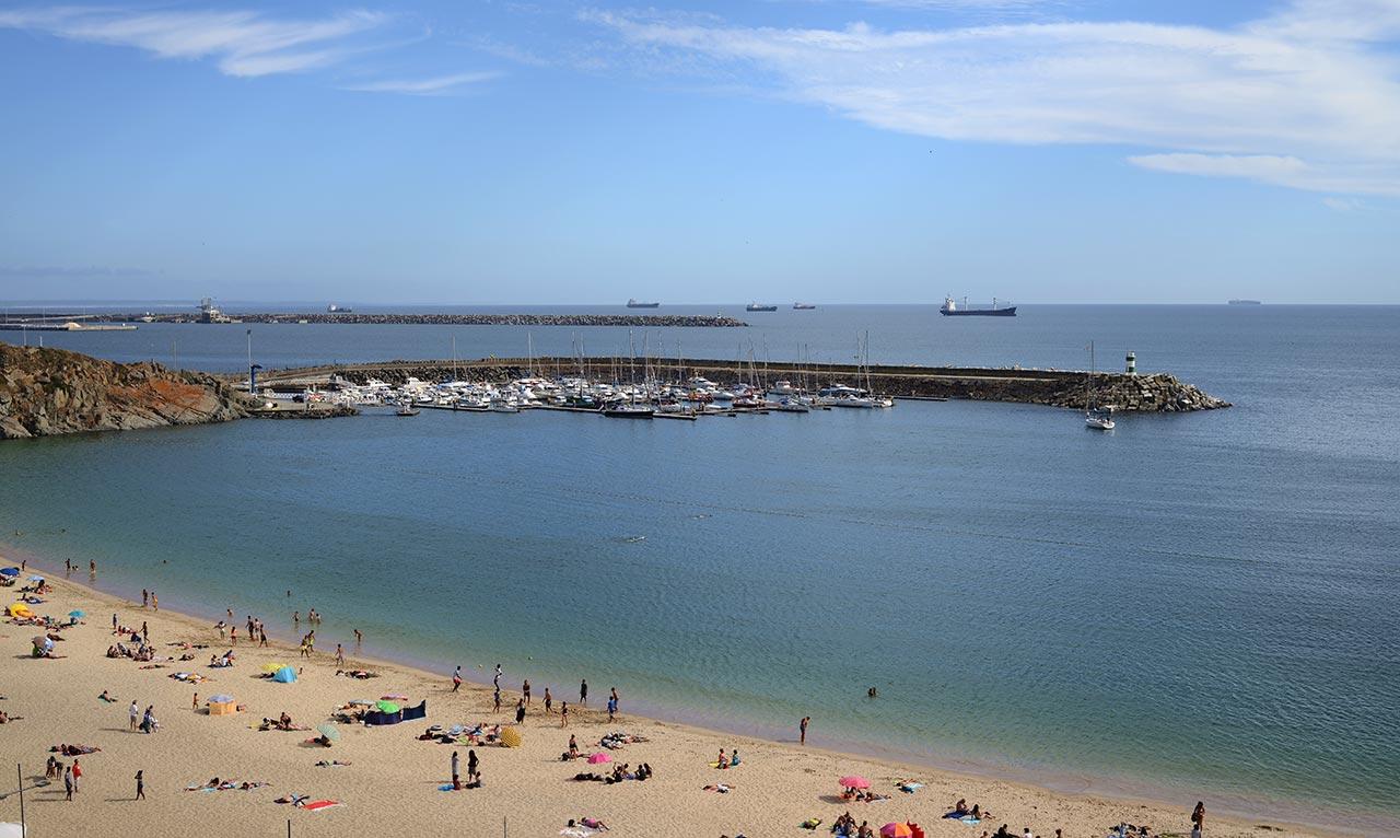 Playa de Sines