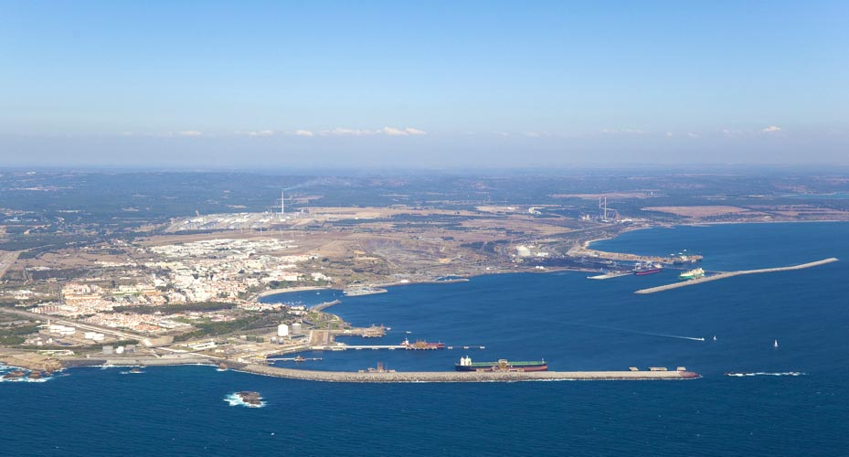 Puerto de Sines