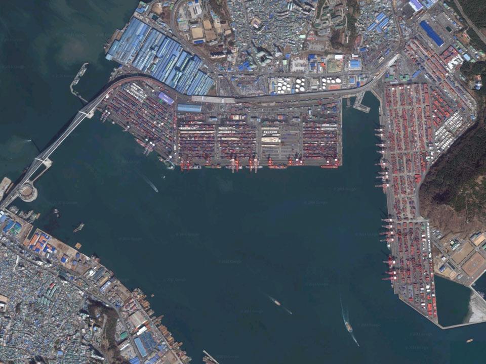 Puerto de Busan