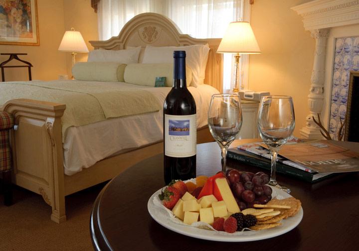 Logística hoteleira - alimentação