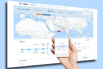 Aplicación de tecnología logística MyTIBA